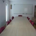 moderno opremljena učionica
